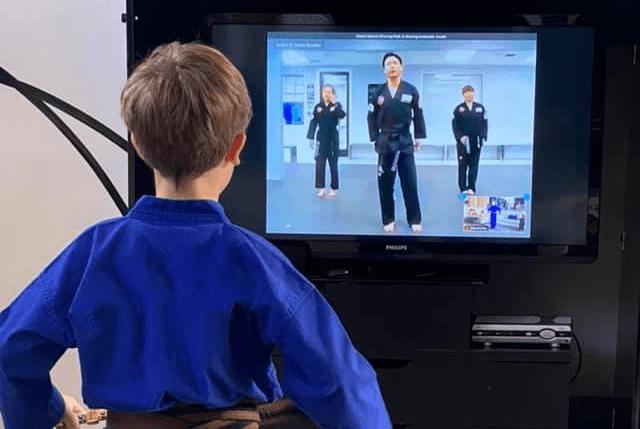 Kidsvirtualnologo, Kaboom Brazilian Jiu-Jitsu