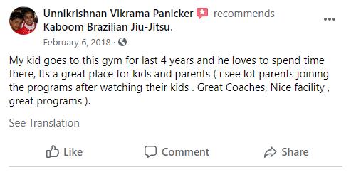 14, Kaboom Brazilian Jiu-Jitsu