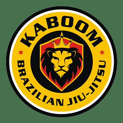 Kaboom Brazilian Jiujitsu Surrey Logo, Kaboom Brazilian Jiu-Jitsu