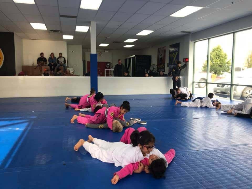 Kids3, Kaboom Brazilian Jiu-Jitsu