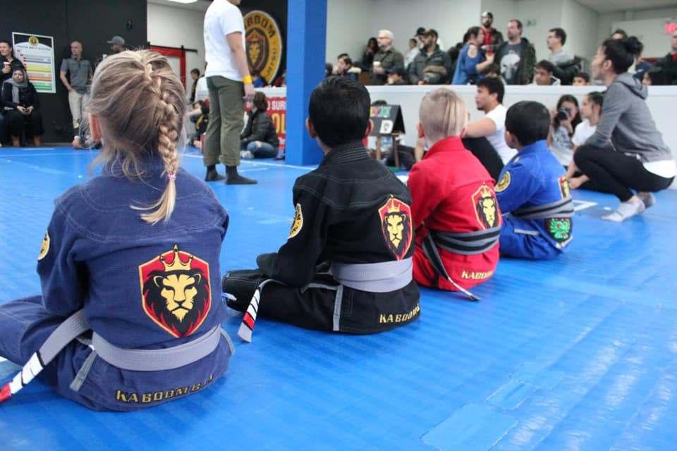 Kids5, Kaboom Brazilian Jiu-Jitsu